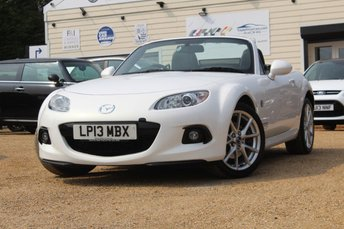 2013 MAZDA MX-5 2.0 I ROADSTER SPORT TECH 2d 158 BHP