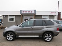 2006 BMW X5 3.0 D SPORT 5DR AUTOMATIC DIESEL  215 BHP £4480.00