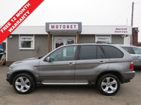 USED 2006 BMW X5 3.0 D SPORT 5DR AUTOMATIC DIESEL  215 BHP