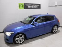 USED 2012 12 BMW 1 SERIES 2.0 116D M SPORT 5d AUTO 114 BHP