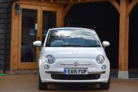 USED 2015 15 FIAT 500 1.2 Lounge (s/s) 3dr ONE LOCAL OWNER ONLY 38,000 ML