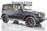 USED 2019 19 MERCEDES-BENZ G63 AMG G63 AMG 5dr  9G-TRONIC 4.0