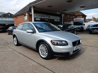 USED 2007 57 VOLVO C30 2.4 D5 SE 3d AUTO 180 BHP GOOD HISTORY,TWO KEYS,HEATED SEATS,AIR CON,CRUISE