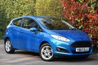 USED 2014 63 FORD FIESTA 1.25 Zetec 3dr F/F/S/H SUPERB!