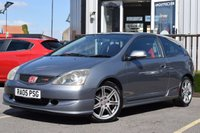 2005 HONDA CIVIC CIVIC TYPE R 2.0 3DR £6495.00