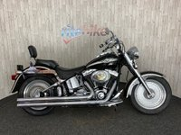 2003 HARLEY-DAVIDSON SOFTAIL FAT BOY FLSTF 103 1450 13 1 OWNER FROM NEW 2003 52 £7990.00