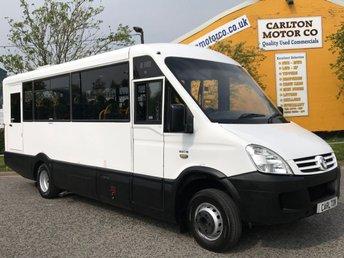 2009 IRIS.BUS DAILY MELLOR COACH BUILT 24 SEAT MINIBUS LOW MILEAGE 27,125  £19950.00