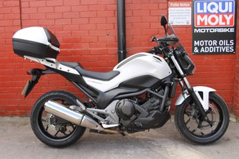 View our HONDA NC750