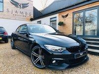 2015 BMW 4 SERIES 3.0 435D XDRIVE M SPORT 2d AUTO 309 BHP £21990.00