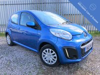 USED 2013 13 CITROEN C1 1.0 VTR 5d 67 BHP Zero £0 Annual Road Tax & 65 MPG