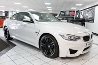 2015 BMW M4 3.0 M4 DCT 426 BHP £32950.00