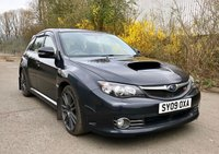 2009 SUBARU IMPREZA 2.5 WRX STI 5d 304 BHP, 1 PREVIOUS OWNER & 8 MAIN DEALER SERVICE STAMPS £11495.00