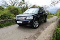 2012 LAND ROVER FREELANDER 2 2.2 SD4 XS 5d AUTO 190 BHP (FREE 2 YEAR WARRANTY) £13000.00