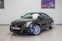 USED 2011 11 AUDI TT 2.0 TDI QUATTRO SPORT 2d 170 BHP APRIL 2020 MOT & Just Been Serviced, A RAC Warranty Periodic Maintenance Inspection Check on all our Cars.