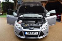 USED 2012 12 FORD FOCUS 1.6 TDCi Titanium X 5dr F/S/H 7 STAMPS STUNNING