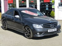 USED 2008 08 MERCEDES-BENZ C CLASS 2.1 C220 CDI SPORT 4d AUTO 168 BHP FINANCE OR CREDIT CARDS NOT ACCEPTED