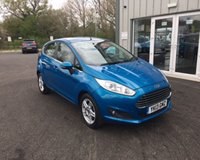 USED 2013 13 FORD FIESTA 1.25 ZETEC THIS VEHICLE IS AT SITE 2 - TO VIEW CALL US ON 01903 323333