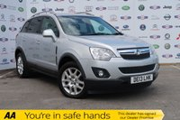 USED 2013 13 VAUXHALL ANTARA 2.2 DIAMOND CDTI S/S 5d 161 BHP JUST ARRIVED,DETAILS TO FOLLOW
