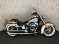 2014 HARLEY-DAVIDSON SOFTAIL FLSTN 103 ST DELUXE 1690 14 ABS MODEL LOW MILES 2014 14  £13290.00