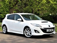USED 2010 10 MAZDA 3 2.3 MPS 5d 260 BHP £189 PCM With £995 Deposit