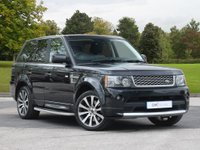 USED 2011 11 LAND ROVER RANGE ROVER SPORT 3.0 TDV6 AUTOBIOGRAPHY 5d 245 BHP