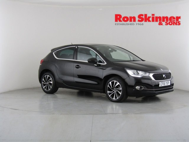 View our 2016 09 DS DS 4 1.6 BLUEHDI ELEGANCE S/S 5d 120 BHP