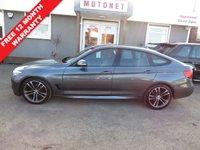USED 2014 64 BMW 3 SERIES 2.0 318D M SPORT GRAN TURISMO 5DR AUTOMATIC DIESEL 141 BHP
