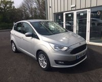 USED 2015 65 FORD C-MAX 1.6 ZETEC 125 BHP THIS VEHICLE IS AT SITE 1 - TO VIEW CALL US ON 01903 892224