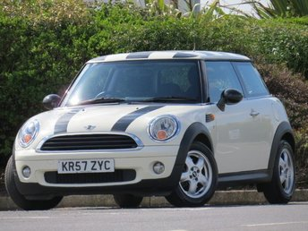 2007 MINI HATCH ONE 1.4 ONE 3d 94 BHP £2490.00