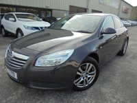USED 2014 VAUXHALL INSIGNIA 2.0 EXCLUSIV CDTI 5d 128 BHP Great Sized Family Hatchback, Economical Diesel, No Fee Finance Available, No Deposit Needed