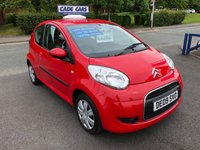 USED 2009 09 CITROEN C1 1.0 VTR 3d 68 BHP Buy with confidence from a garage that has been established  for 26 years.