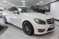 2014 MERCEDES-BENZ C CLASS 2.1 C250 CDI AMG SPORT AUTO 204 BHP BLUEEFFICIENCY  £11925.00
