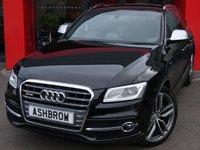 2015 AUDI SQ5 3.0 BiTDI QUATTRO 5d AUTO 310 S/S £26583.00
