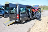 2008 FORD TOURNEO CONNECT