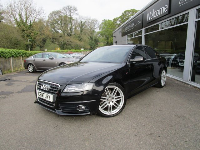 2011 60 AUDI A4 2.0 TDI S LINE SPECIAL EDITION 4d 141 BHP