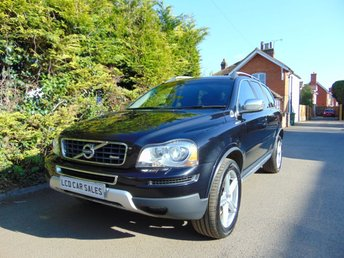 2011 VOLVO XC90 2.4 D5 R-DESIGN AUTOMATIC AWD £12990.00