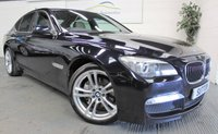 2011 BMW 7 SERIES 3.0 730D M SPORT LUXURY EDITION 4d AUTO 242 BHP £12750.00