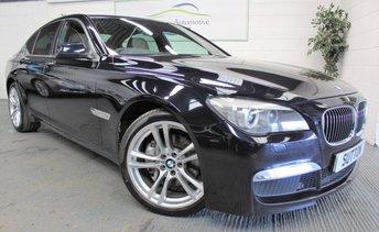 2011 BMW 7 SERIES 3.0 730D M SPORT LUXURY EDITION 4d AUTO 242 BHP
