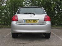 USED 2008 08 TOYOTA AURIS 1.6 TR VVT-I 5d 122 BHP ONE PREVIOUS OWNER