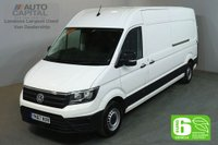 USED 2017 67 VOLKSWAGEN CRAFTER 2.0 CR35 TDI TRENDLINE 140 BHP LWB H/ROOF EURO 6 START STOP  EURO 6 FULL SERVICE HISTORY