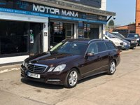 USED 2010 10 MERCEDES-BENZ E CLASS 2.1 E250 CDI BLUEEFFICIENCY AVANTGARDE 5d AUTO 204 BHP AUTOMATIC, HEATED SEATS, SAT NAV, SPARE KEY