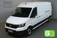 USED 2017 67 VOLKSWAGEN CRAFTER 2.0 CR35 TDI TRENDLINE 140 BHP LWB H/ROOF EURO 6 START STOP EURO 6 FULL S/H SPARE KEY