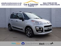 USED 2016 66 CITROEN C3 PICASSO 1.6 BLUEHDI PLATINUM PICASSO 5d 98 BHP Full Service History Bluetooth Buy Now, Pay Later Finance!