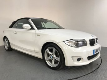2013 BMW 1 SERIES 2.0 118D EXCLUSIVE EDITION 2d 141 BHP £8995.00