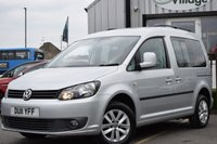 2011 VOLKSWAGEN CADDY 1.6 C20 LIFE TDI 5d 101 BHP..NO VAT ON THIS VEHICLE £9495.00