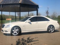 USED 2009 MERCEDES-BENZ S CLASS 3.0 S350 CDI BLUEEFFICIENCY AUTO 235 BHP 4DR SALOON +ONLY 26K+PEARL PAINT+
