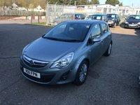 2011 VAUXHALL CORSA 1.4 SE 5d AUTO 98 BHP £5999.00