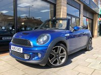 2015 MINI CONVERTIBLE 1.6 COOPER S [CHILI] 2d 184 BHP £12495.00