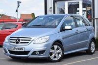 2009 MERCEDES-BENZ B CLASS 2.0 B180 CDI SE 5d AUTO 108 BHP £5995.00