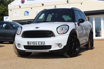 2015 MINI COUNTRYMAN 1.6 COOPER D ALL4 BUSINESS 5d 112 BHP £12450.00